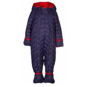 Infant Snowsuit 24 Months Snozu Navy and Red